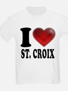 I Heart St. Croix T-Shirt