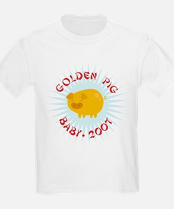 Golden Pig Baby 2007 T-Shirt