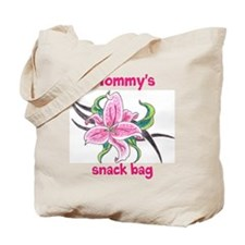 Mommy's Snack Tote Bag