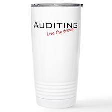 Cute Bookkeeping Travel Mug