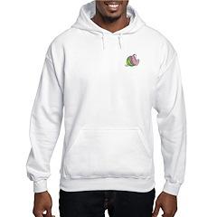 Silly Watermelon Hooded Sweatshirt