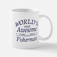 Awesome Fisherman Mug