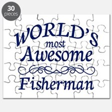 Awesome Fisherman Puzzle