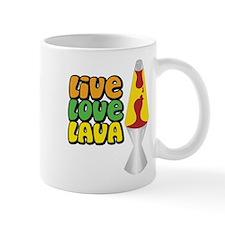 Live Love Lava Mug