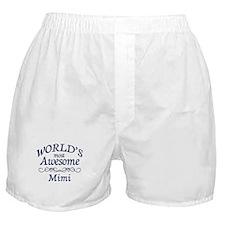 Awesome Mimi Boxer Shorts