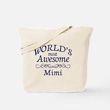 Awesome Mimi Tote Bag