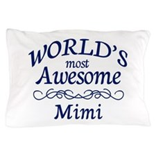 Awesome Mimi Pillow Case