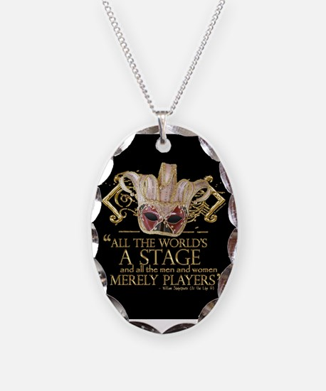 Cool Theatre Necklace
