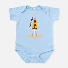 I Lava You Infant Bodysuit
