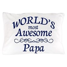 Awesome Papa Pillow Case