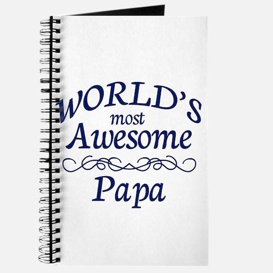 Awesome Papa Journal
