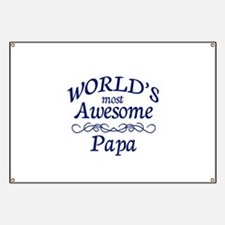 Awesome Papa Banner