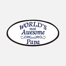 Awesome Papa Patches