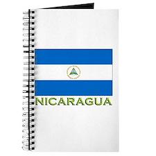 Nicaragua Flag Stuff Journal