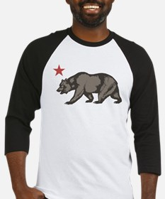 California Bear with star Baseball Jersey
