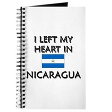 I Left My Heart In Nicaragua Journal