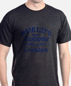 Awesome Grandson T-Shirt