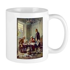Declaration of Independence 1776 Mug