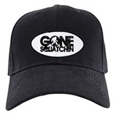 Gone squatchin Hats & Caps