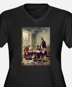 Declaration of Independence 1776 Women's Plus Size