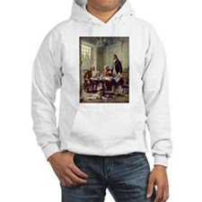 Declaration of Independence 1776 Hoodie