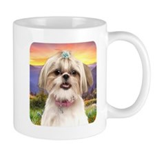 Shih Tzu Meadow Mug