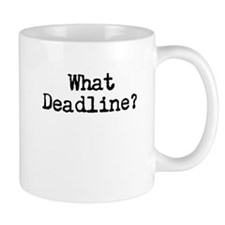 What Deadline Mug