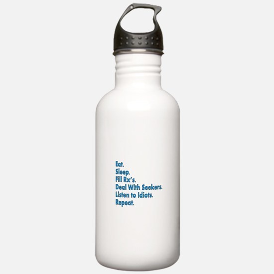 pharmacist Ceramic mug.PNG Water Bottle