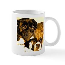 Boxer Dog Friends Mug