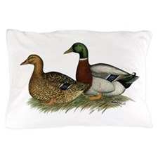 Rouen Ducks Pillow Case