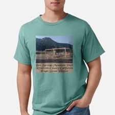 Cool Box springs mountain reserve Mens Comfort Colors Shirt