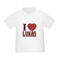 I Love Lukas T