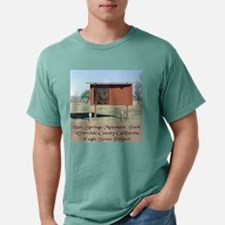 Cute Box springs mountain reserve Mens Comfort Colors Shirt