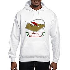 Christmas Stingray Hoodie