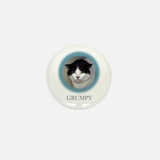 Grumpy Cats Mini Button