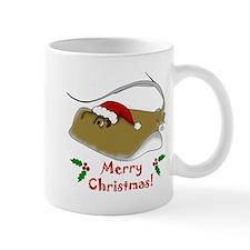 Christmas Stingray Mug