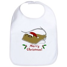 Christmas Stingray Bib