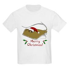 Christmas Stingray T-Shirt