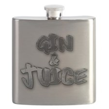 gin and juice Flask