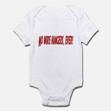 No Wire Hangers Infant Creeper
