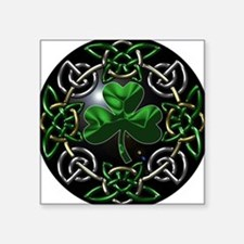 St. Patrick's Day Celtic Knot Sticker