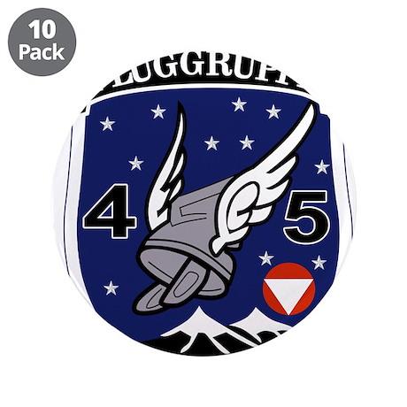 "Fluggruppe 45 3.5"" Button (10 pack)"