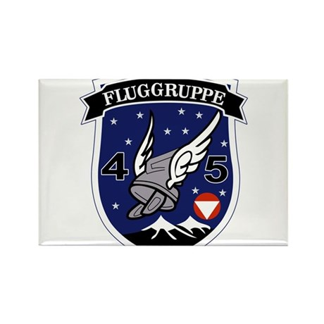 Fluggruppe 45 Rectangle Magnet (100 pack)