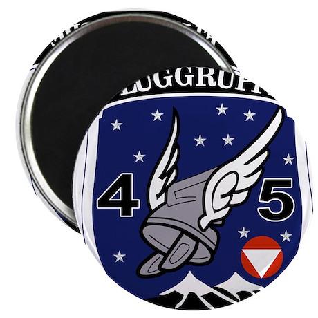 """Fluggruppe 45 2.25"""" Magnet (100 pack)"""