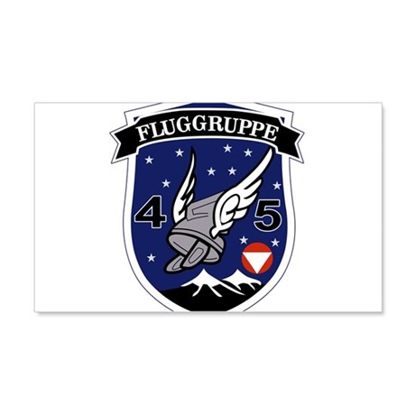 Fluggruppe 45 20x12 Wall Decal