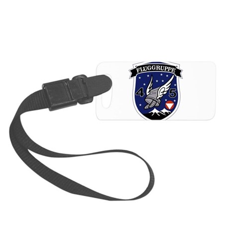 Fluggruppe 45 Small Luggage Tag