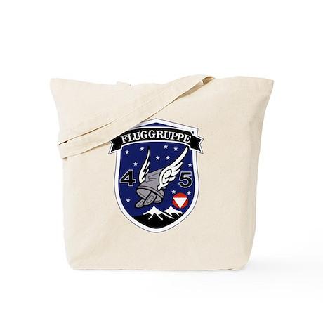 Fluggruppe 45 Tote Bag