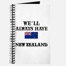 We Will Always Have New Zealand Journal