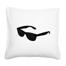 Unique Shade Square Canvas Pillow