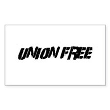 Union Free (Rectangular)